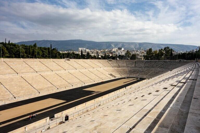 Visite d'Olympie, là où sont nés les Jeux !