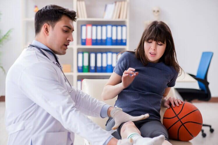Les assurances blessures dans le sport professionnel