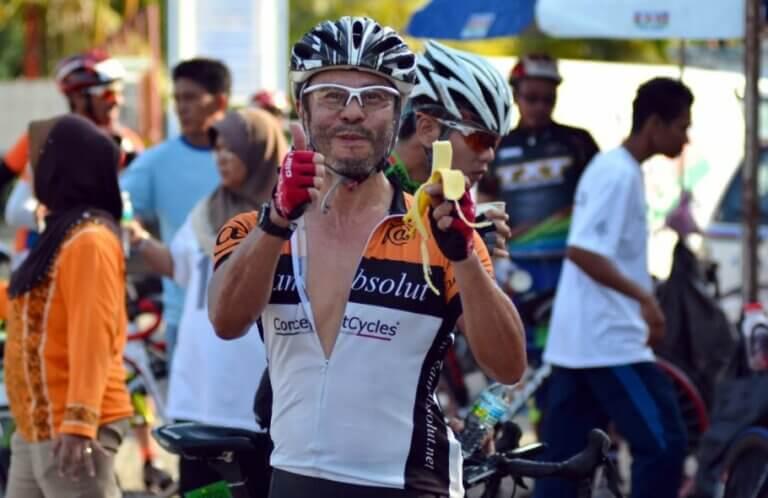 Quel est le régime alimentaire du cycliste ?