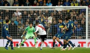 La rivalité Boca-River a connu son apogée à Madrid.