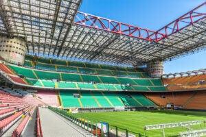 Le stade Giuseppe Meazza