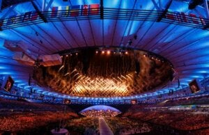 Stade olympique de Tokyo
