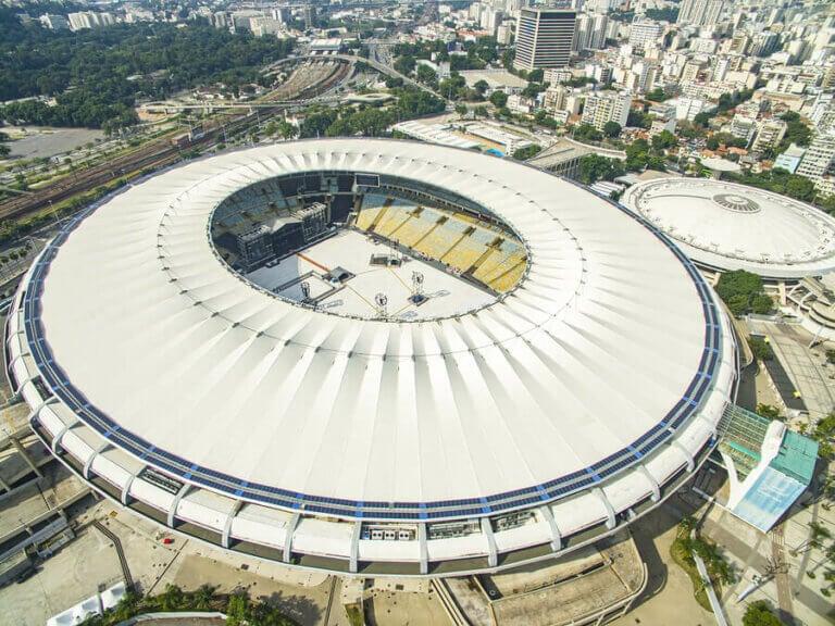 Le Maracana de Rio de Janeiro et sa légende