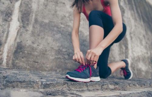 L'importance des chaussures