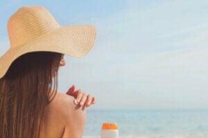 Le soleil et la vitamine C