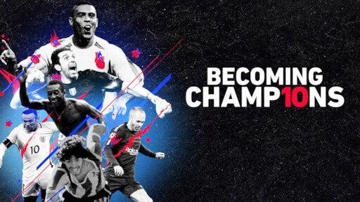Série Becoming champions
