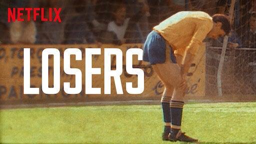 Losers série Netflix