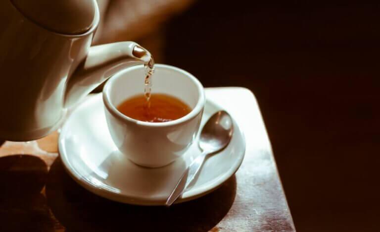 Types de thé et leurs propriétés