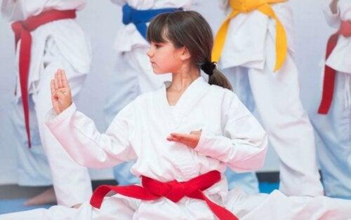 Le respect et les arts martiaux