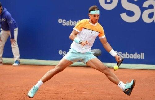 Les qualités de Rafael Nadal