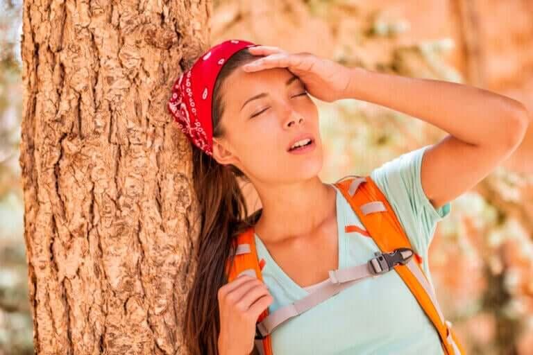 Les effets de la déshydratation sur l'organisme