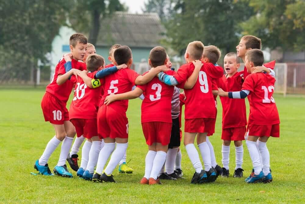 Importance du travail d'équipe dans le sport