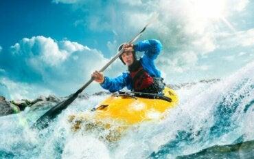 Les blessures les plus fréquentes en kayak