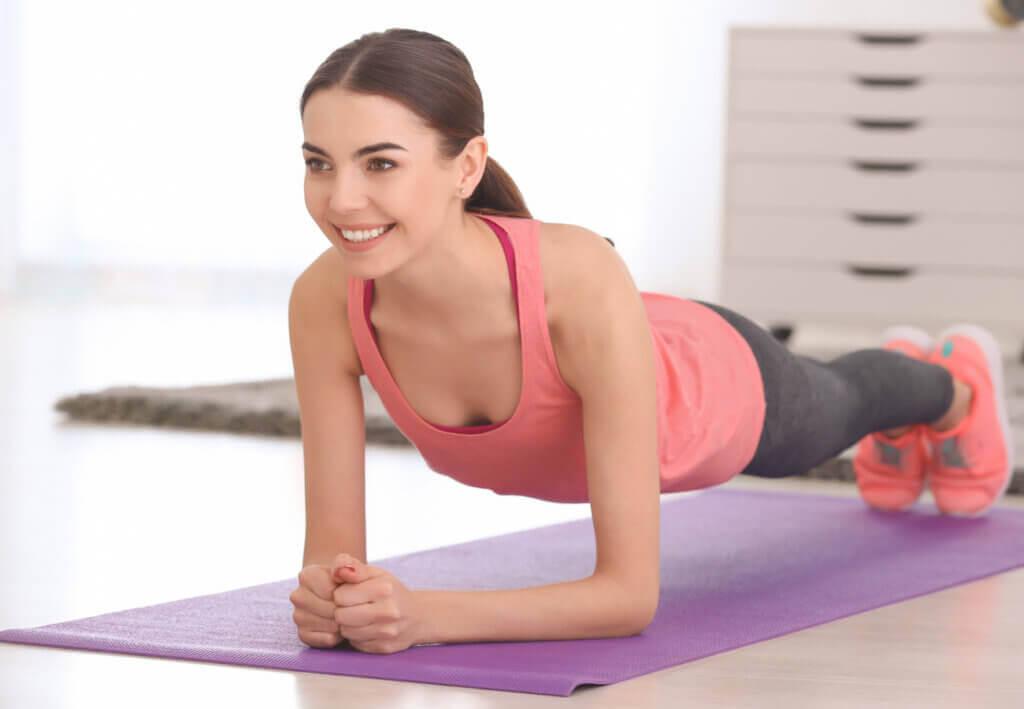 4 exercices pour traiter la flaccidité abdominale