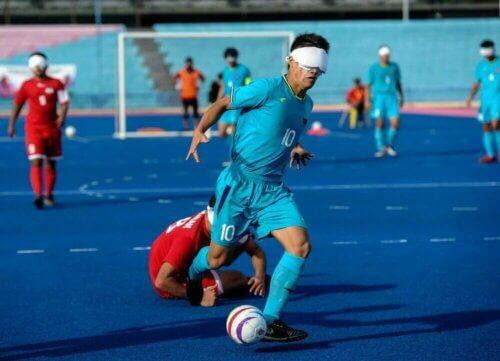Tout sur les sports pour aveugles