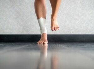 Des exercices de proprioception.