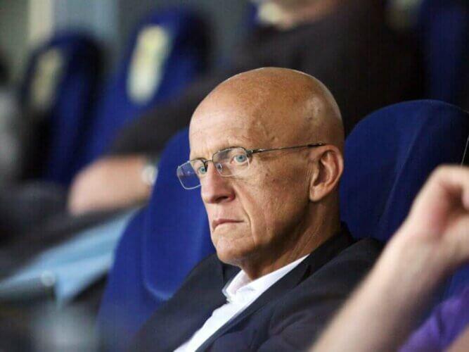 Pierluigi Collina, l'un des meilleurs arbitres de l'histoire