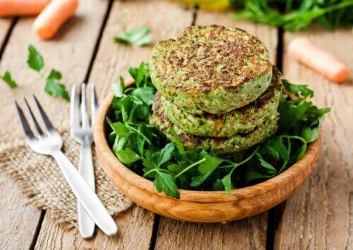 Les bienfaits des épinards peuvent se retrouver dans une grande variété de recette !