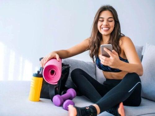 Les tendances actuelles du fitness vous permettent de ramener le sport à la maison.