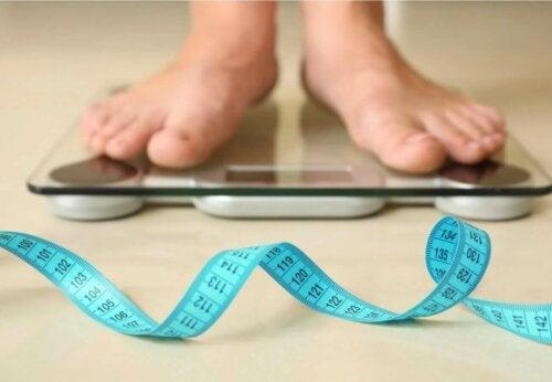 Avoir le poids idéal pour chaque âge est une question de santé.