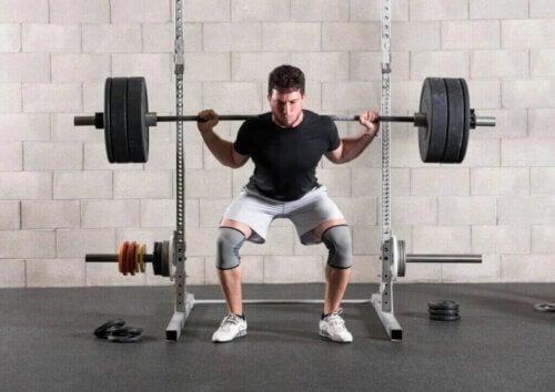 4 erreurs courantes lors des squats
