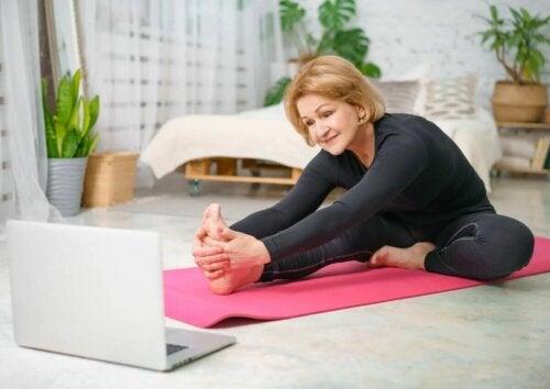 Augmenter la flexibilité à tout les âges.
