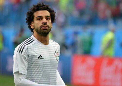 Salah est un des joueurs de football les mieux payés.