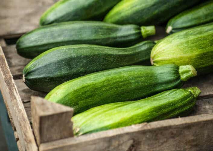 3 bienfaits de la courgette pour perdre du poids
