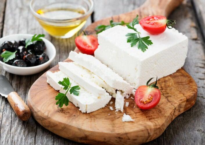 Les 3 types de fromages les plus sains à inclure dans l'alimentation