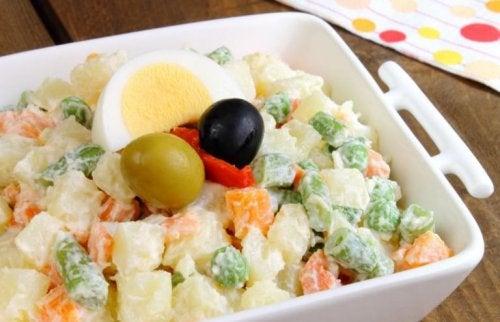 Ricette tradizionali spagnole in versione light