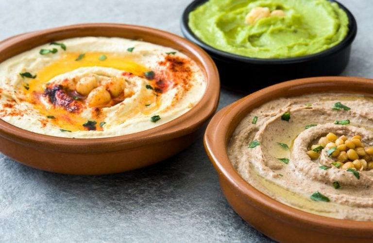 4 deliziose e sanissime ricette di hummus