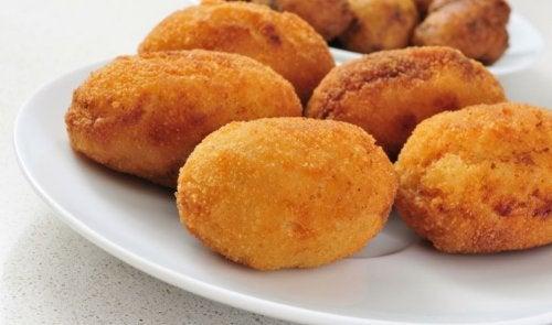 ricette tradizionali spagnole crocchette