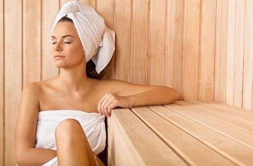 Benefici della sauna sul corpo e sulla mente