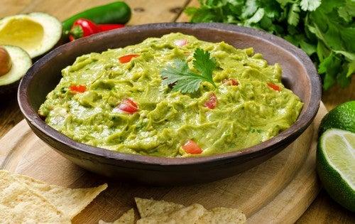 Come fare la salsa guacamole