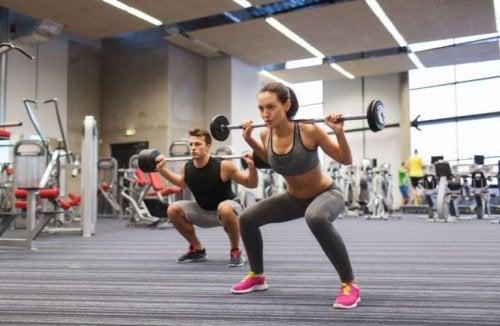 Consigli per un allenamento equilibrato