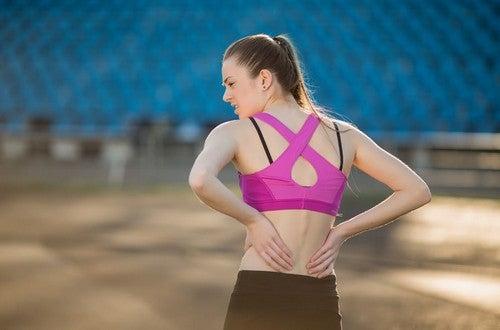 Muscoli della schiena: esercizi per rinforzarli