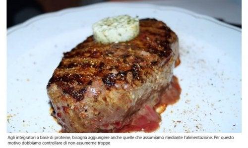 Proteine della carne