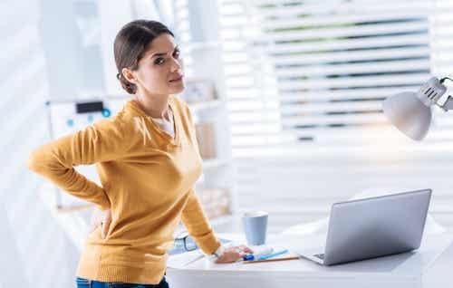 6 esercizi per rafforzare la zona lombare