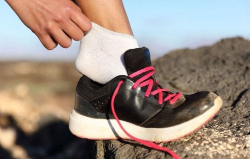 Scarpe da ginnastica per correre