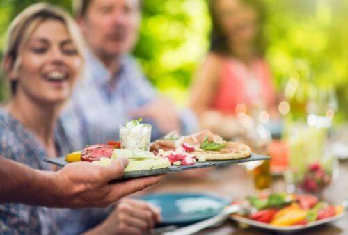 Le 5 tapas spagnole concesse durante la dieta