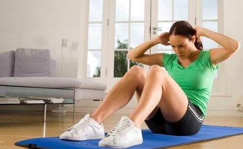5 cose che non possono mancare per allenarsi in casa