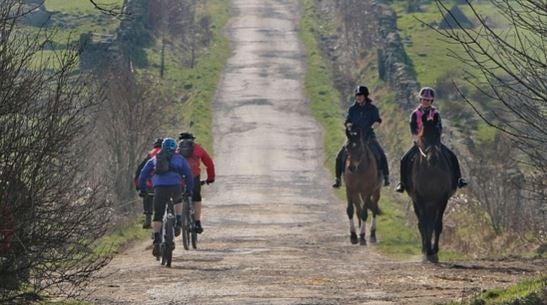 itinerari in bicicletta in Spagna