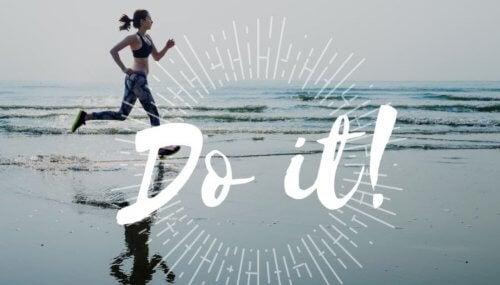 Consigli per non smettere di allenarsi