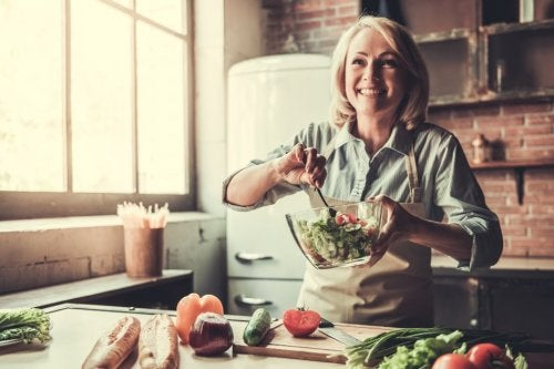 L'influenza della dieta in menopausa