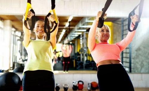 TRX: 7 cose da tenere a mente quando vi allenate