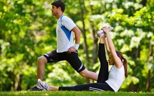 Il momento migliore della giornata per allenarsi