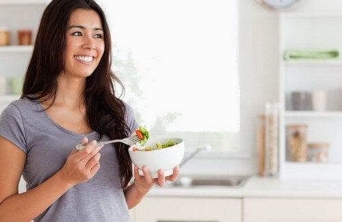 L'insalata mista: alcune ricette sane e deliziose