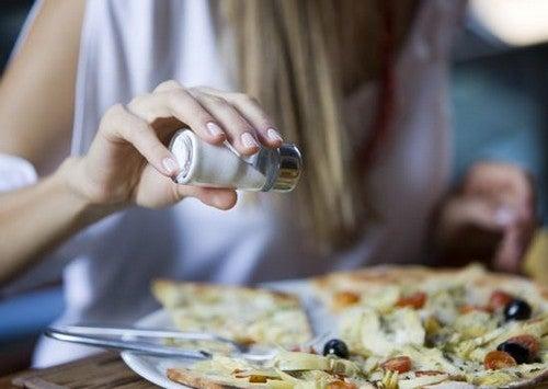 Qual è la giusta quantità di sale giornaliera?