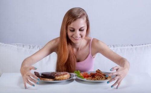Uno strappo alla regola pregiudica la dieta?