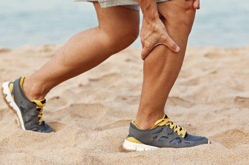Crampi muscolari: cosa c'entra l'alimentazione?